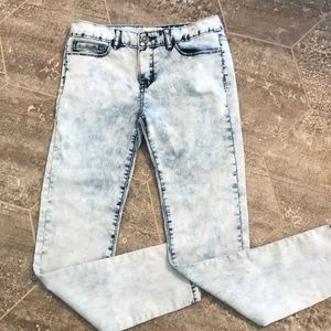 Girls forever 21 jeans size 13/14